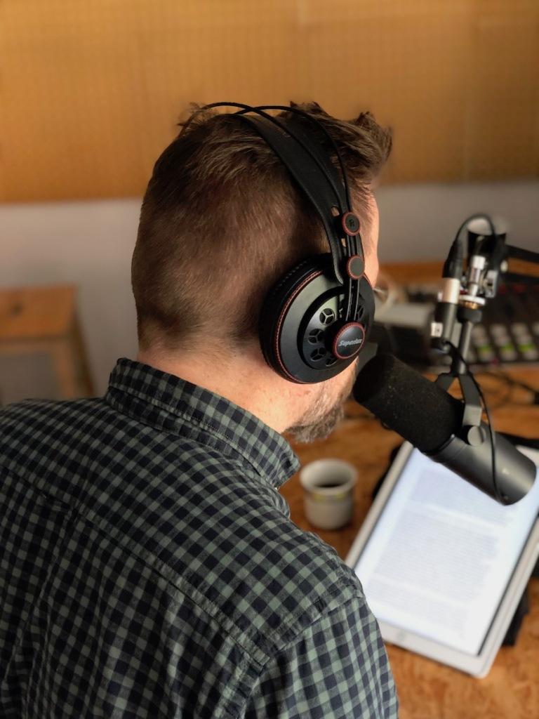 Hörbuch Aufnahmen